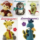 5 выпусков Zoomigurumi