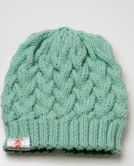 cap_with_aran_pattern_pearl_mint_color_2