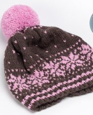 chocolate_hat_jacquard_snowflakes01