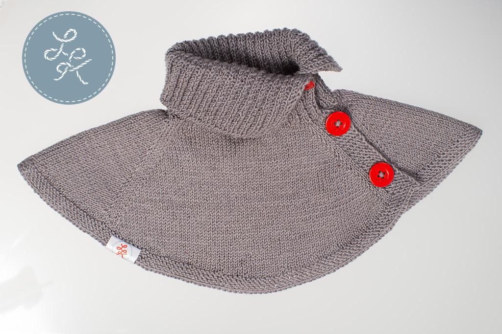 Манишка на пуговицах вязание 19