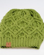 green_cap_with_unusual_pattern1