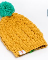 lemon_hat_braids_green_pompon01