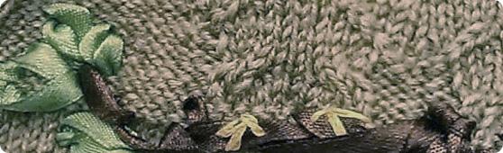 Джемпер с совами