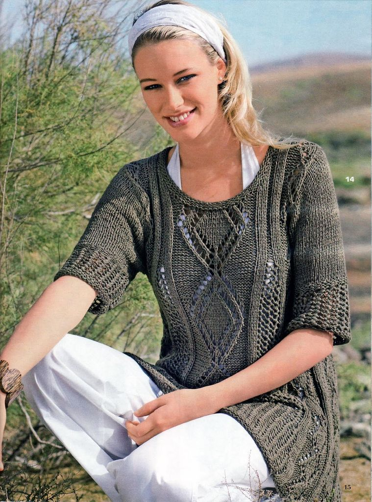 Вязание спицами сабрина 2010 для женщин
