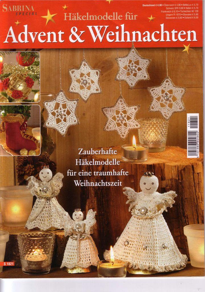 Christbaumkugeln Tschechien.Index Of Img Scan Magazines Ss 1821 Advent Und Weihnachten